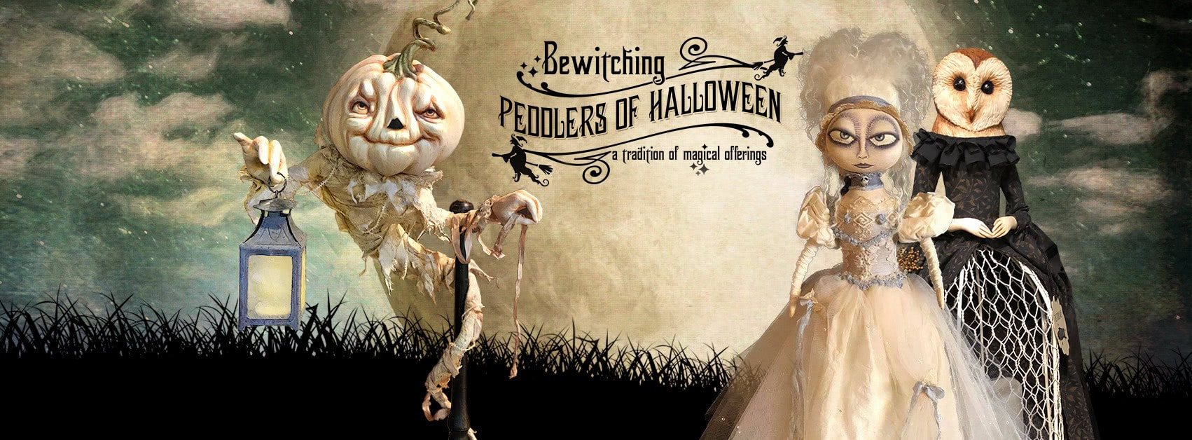 Bewitching Peddlers Of Halloween 2020 Bewitching Peddlers 2020